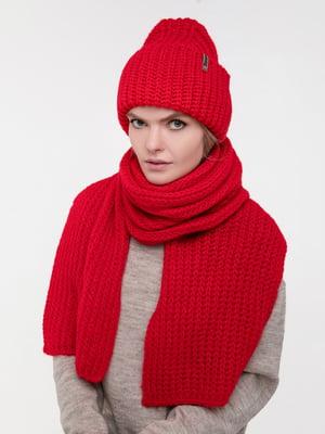 Комплект: шапка и шарф | 5302253