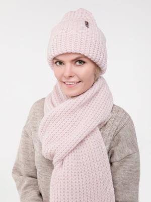 Комплект: шапка и шарф | 5302257