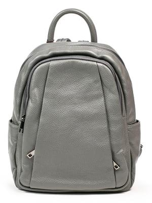 Рюкзак сірий | 5300950