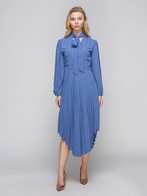 Сукня синя | 5301548