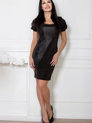 Платье черное | 155211