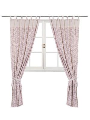 Комплект штор (250х140 см) | 5290459