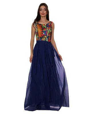 Сукня синя | 5303445