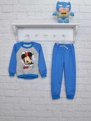 Піжама: світшот і штани | 5303682