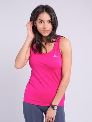 Майка спортивная розовая | 5303821