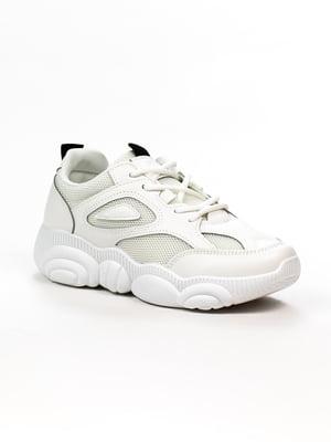 Кроссовки белые   5302843