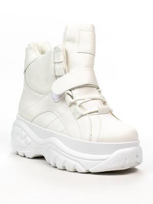 Ботинки белые | 5302820