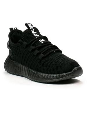 Кросівки чорні | 5302865