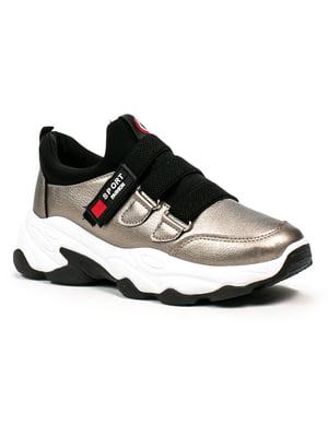 Кросівки бронзові | 5302869
