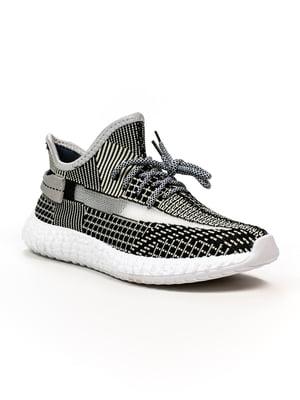 Кросівки сіро-чорні   5302855