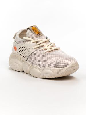 Кросівки бежеві | 5302896