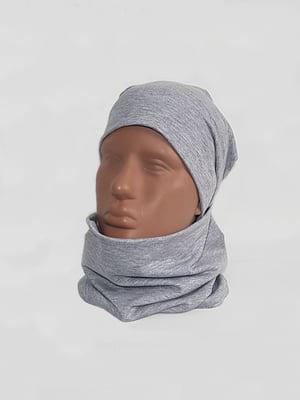 Комплект: шапка і баф | 5304028