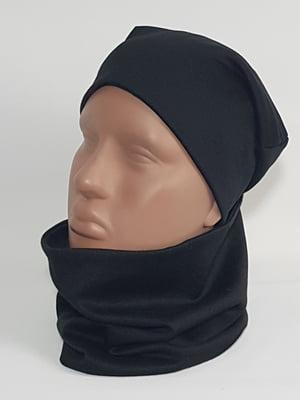 Комплект: шапка і баф | 5304029