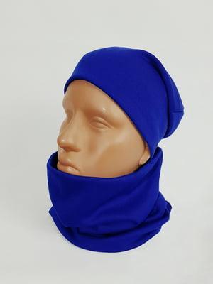 Комплект: шапка і баф | 5304031