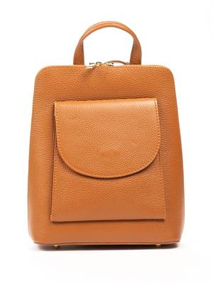 Рюкзак світло-коричневий | 5303431