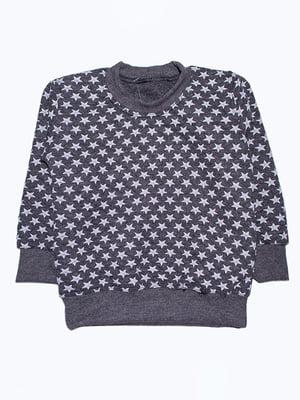 Джемпер серый | 5303535
