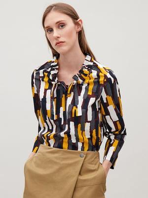 Блуза в принт | 5304416