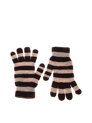 Перчатки в полоску | 5304509