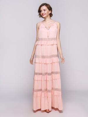 Сарафан розовый   5301147