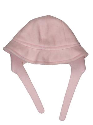 Шапка світло-рожева | 5303631
