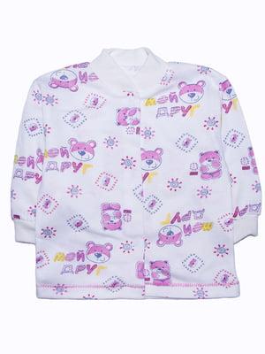 Кофта розовая | 5305360