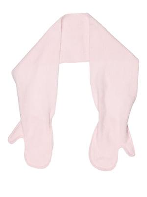 Шарф рожевий | 5303661