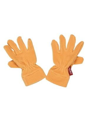 Рукавички жовті | 5303590