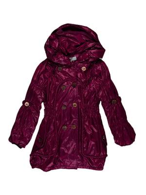 Куртка кольору фуксії | 5303600