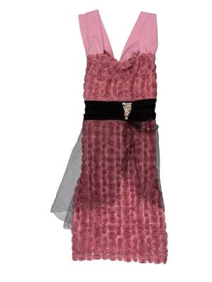Платье розовое | 5303634
