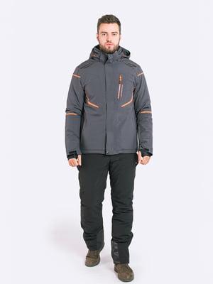 Куртка серая | 5282301