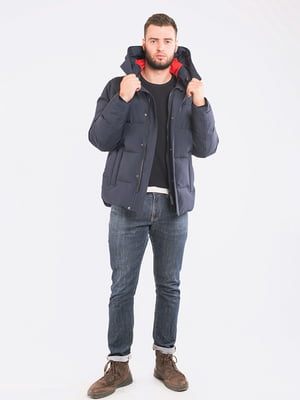 Куртка темно-синяя | 5301851