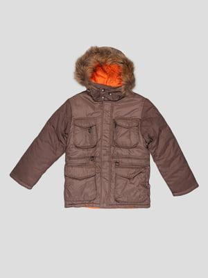Куртка світло-коричнева   5297961
