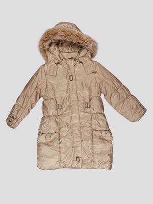 Куртка бежева | 5297973