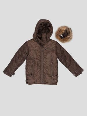 Куртка кольору хакі   5297960