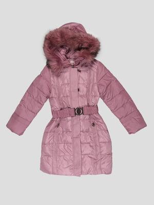 Пальто рожеве | 5297974