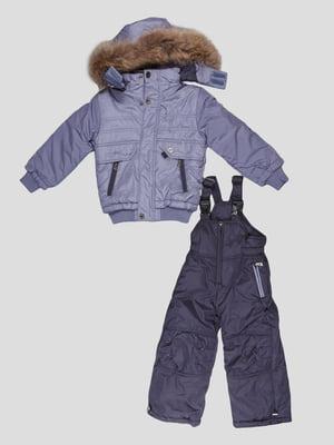 Комплект: куртка і півкомбінезон   5297964