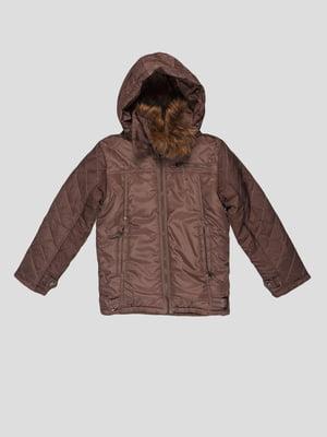 Куртка світло-коричнева   5297959