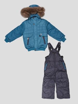 Комплект: куртка і півкомбінезон   5297963