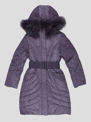 Пальто бузкового кольору | 5297978
