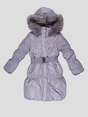 Пальто сіре | 5297976