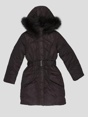 Пальто чорне | 5297977