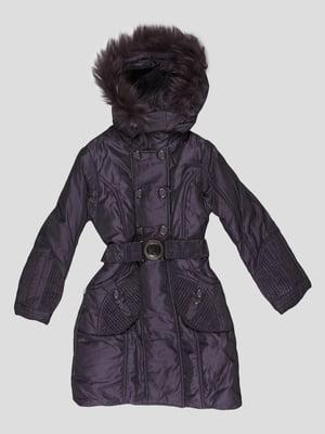 Пальто фіолетове | 5297972