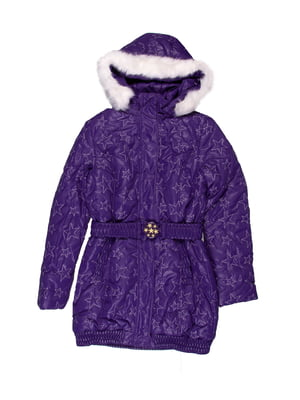 Куртка фіолетова | 5303126
