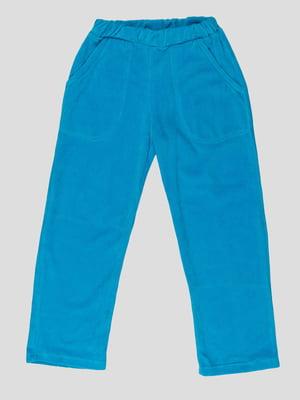 Штани блакитні | 5297995