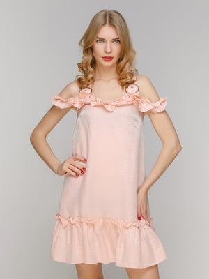 Сарафан розовый   5301449