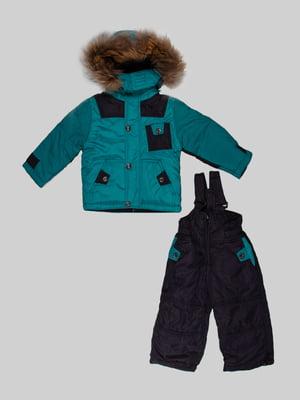 Комплект: куртка і півкомбінезон   5297962