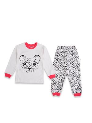 Піжама: лонгслів і штани | 5305629