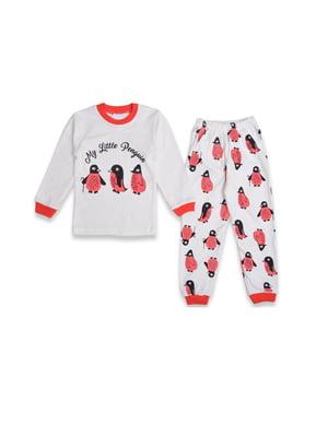 Піжама: лонгслів і штани | 5305638
