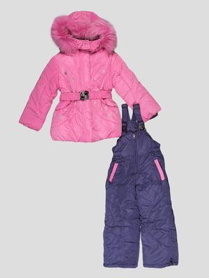 Комплект: куртка і півкомбінезон | 5297966