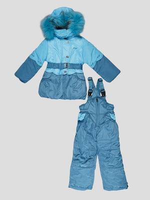 Комплект: куртка і півкомбінезон | 5297970